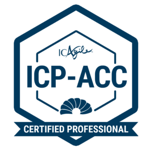 IC Agile ICP-ACC Certified Professional
