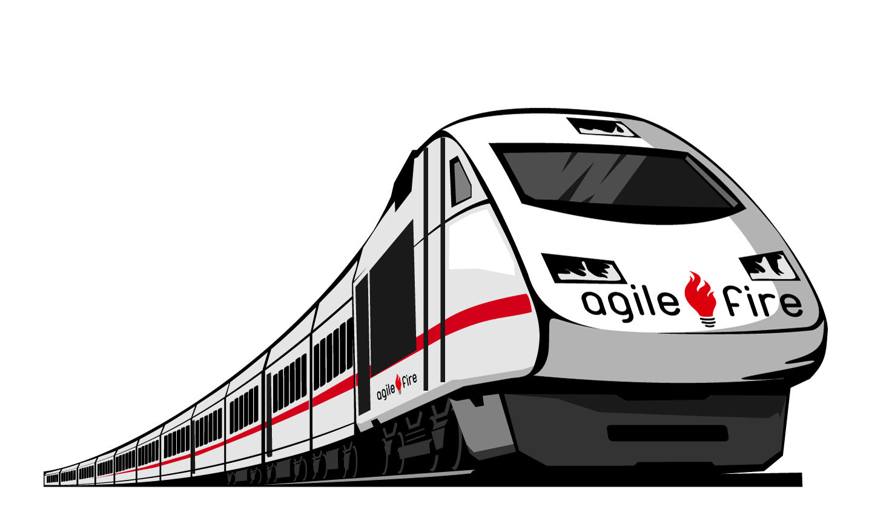 Agile Fire release train