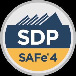 SAFe 4 DevOps Practitioner (SDP4) Badge