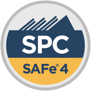 SAFe 4 SAFe Program Consultant (SPC4) Badge